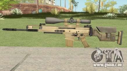 CS-GO Alpha SCAR-20 pour GTA San Andreas