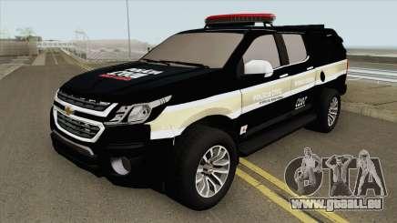 Chevrolet S-10 Policia Civil für GTA San Andreas