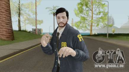GTA Online Skin V6 (Law Enforcement) für GTA San Andreas