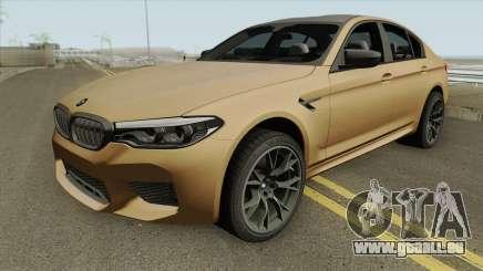BMW M5 F90 2019 pour GTA San Andreas