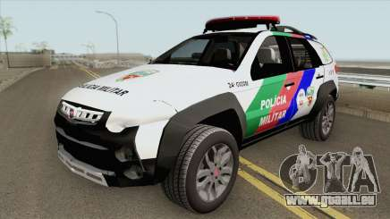 Fiat Palio Weekend Locker (PMAM) pour GTA San Andreas
