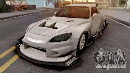 Honda S2000 2009 Voltex Edition pour GTA San Andreas