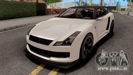 GTA V Annis Elegy RH8 pour GTA San Andreas