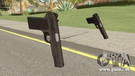Pistol Otel Rapid für GTA San Andreas