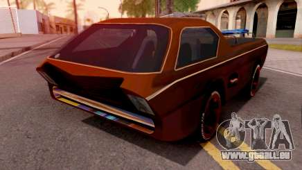 Dodge Deora Hot Wheels Turbo Racing pour GTA San Andreas
