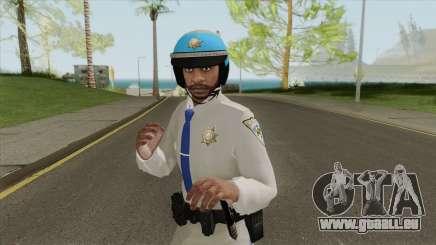 SAHP Biker V3 (GTA Online) pour GTA San Andreas
