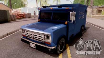Benson Securicar pour GTA San Andreas