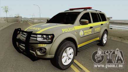 Mitsubishi Pajero Dakar (Brigada Militar) für GTA San Andreas
