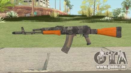 Metro Last Light AK47 pour GTA San Andreas