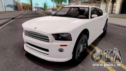 GTA V Bravado Buffalo für GTA San Andreas