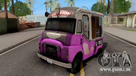Transformers ROTF Skids And Mudflap Ice Cream pour GTA San Andreas