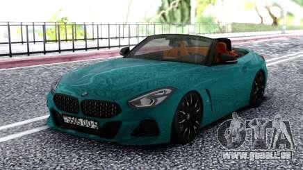 BMW Z4 2019 pour GTA San Andreas