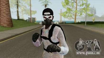 Random Skin GTA V pour GTA San Andreas