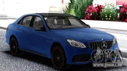 Mercedes-Benz E63 AMG W212 Akrapovič für GTA San Andreas
