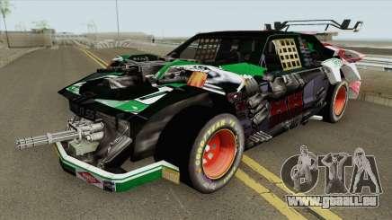 Roadbuster Vehicle pour GTA San Andreas