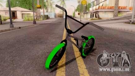 BMX GREENLINE AB2 für GTA San Andreas