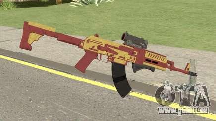 Assault Rifle GTA V MK2 für GTA San Andreas
