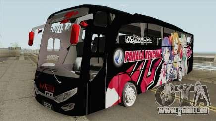 Jetbus 2 HD für GTA San Andreas