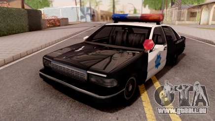 SFPD Premier pour GTA San Andreas