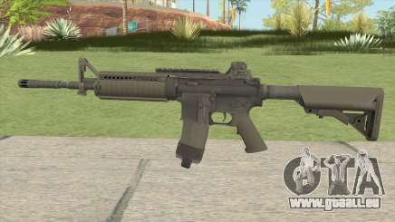 Warface M4A1 (Default) pour GTA San Andreas