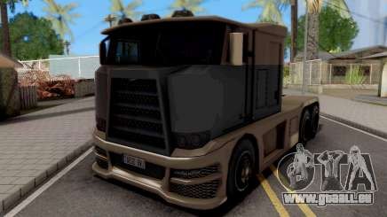 Roadtrain EU für GTA San Andreas