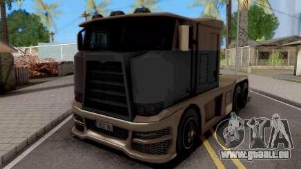 Roadtrain EU pour GTA San Andreas