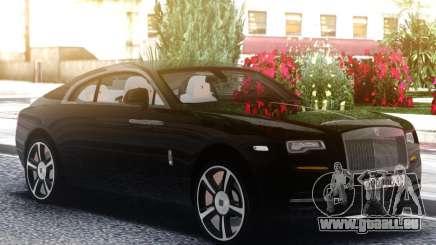 Rolls Royce Wraith 2018 pour GTA San Andreas
