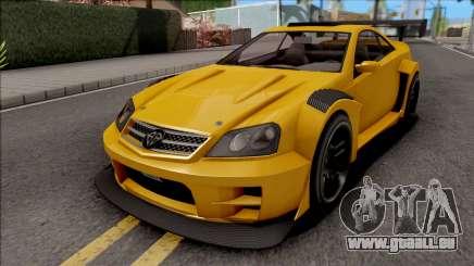 GTA V Benefactor Feltzer pour GTA San Andreas