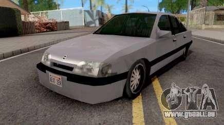 Chevrolet Omega v4 SA Style GTA SA für GTA San Andreas
