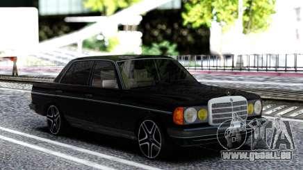 Mercedes-Benz W123 pour GTA San Andreas