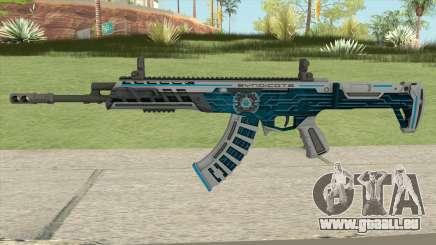 Warface AK-Alfa Syndicate (Without Grip) pour GTA San Andreas