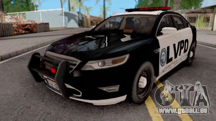 Ford Taurus Cop pour GTA San Andreas