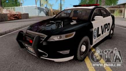 Ford Taurus Cop für GTA San Andreas