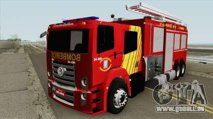 Volkswagen Constellation BOMBEIROS PR für GTA San Andreas