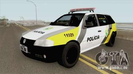Volkswagen Parati (PMPR) pour GTA San Andreas