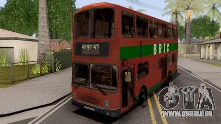 BRTC Double Decker Bus pour GTA San Andreas