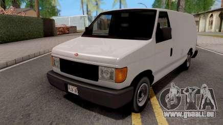 GTA 5 Vapid Speedo Classic pour GTA San Andreas