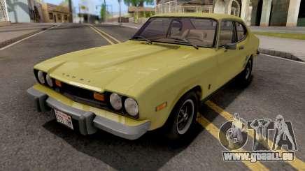 Mercury Capri 2600 1973 IVF für GTA San Andreas