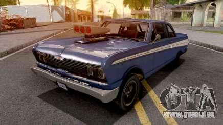 GTA V Vapid Blade für GTA San Andreas
