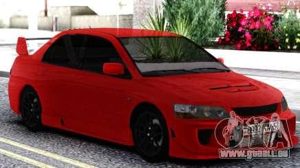 Mitsubishi Lancer Evolution Evo9 für GTA San Andreas