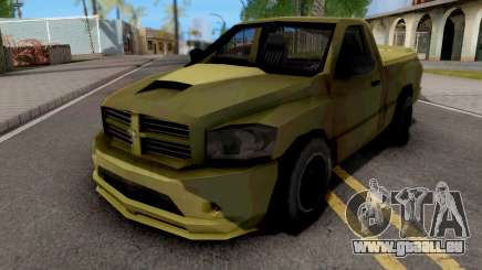Dodge RAM SRT-10 Lowpoly pour GTA San Andreas