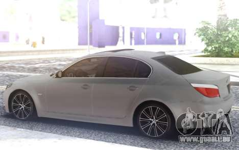 BMW E60 530i für GTA San Andreas