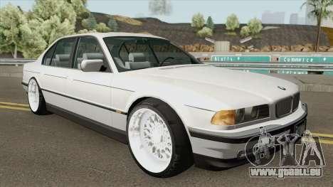 BMW 750i E38 (2Pac Style) 1996 pour GTA San Andreas