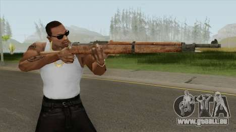 Gewehr-98 (Medal Of Honor Airborne) pour GTA San Andreas