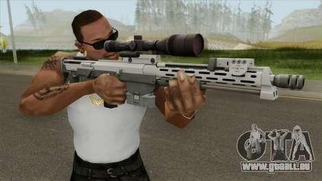Advanced Sniper (DSR-1) GTA IV EFLC pour GTA San Andreas