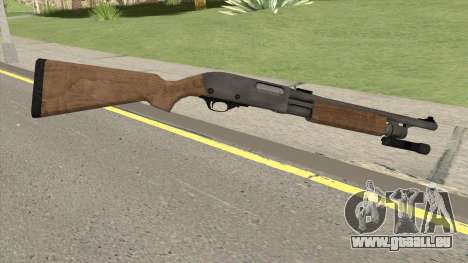 Pump Shotgun HQ (L4D2) pour GTA San Andreas