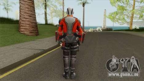 Deadshot: Suicide Squad Hitman V1 für GTA San Andreas