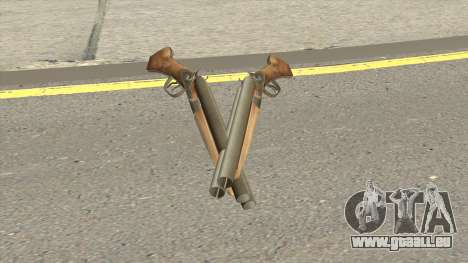 Sawed-Off GTA IV EFLC pour GTA San Andreas