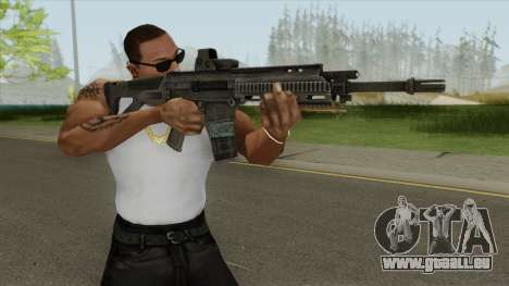 Battlefield 3 ACW-R pour GTA San Andreas