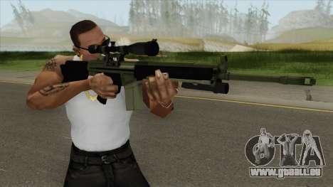 Military Sniper HQ (L4D2) pour GTA San Andreas